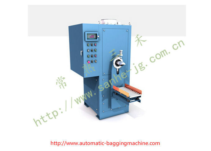 DCS-25PV2 Valve Bag Filling Machines 25 Kg Packing Digital Weighing Scale