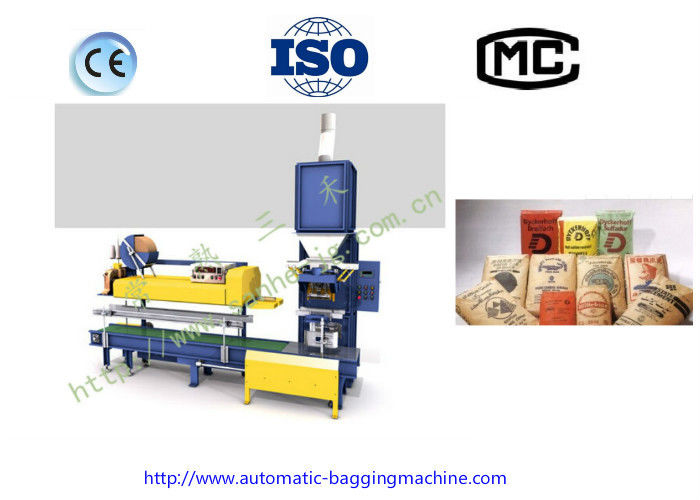 DCS-25 25 Kg Automatic Packing Scale Bag Filling Machine for particles 300 bags per Hour